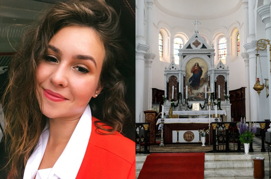 Fausta Marija Leščiauskaitė, asociatyvi nuotrauka