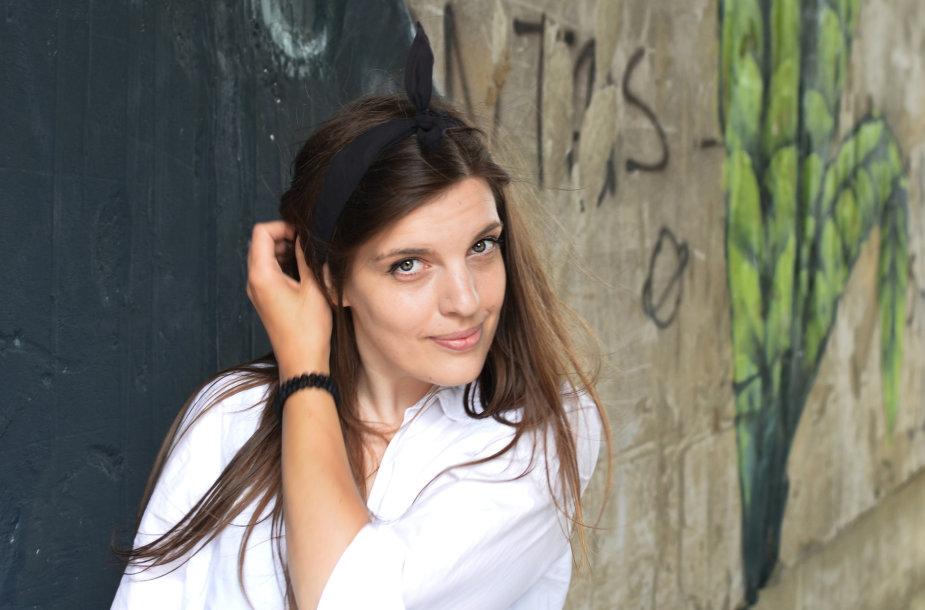 Rašytoja Kotryna Zylė