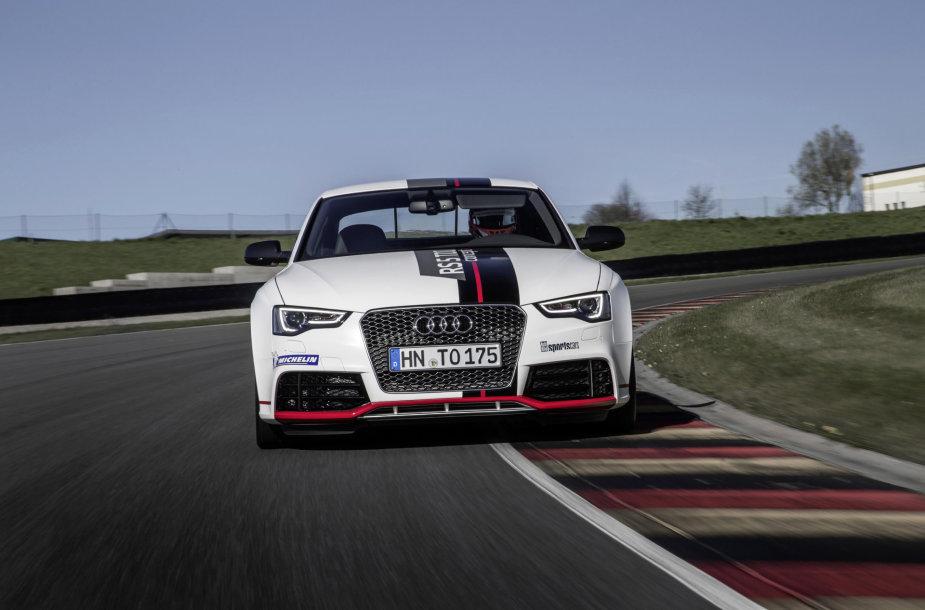 """Audi RS 5 TDI"" koncepcinis modelis"