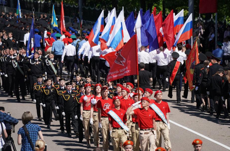 Pergalės dienos minėjimas Kaliningrade