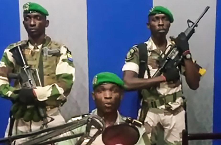 Gabono kariuomenė