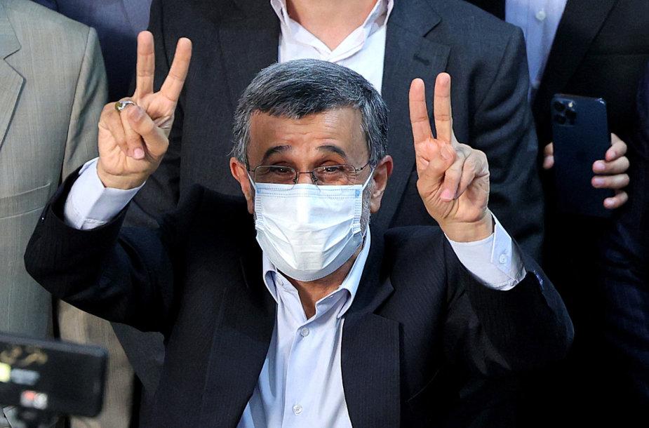 Mahmoudas Ahmadinejadas
