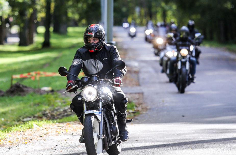 Motociklininkų sezono uždarymas