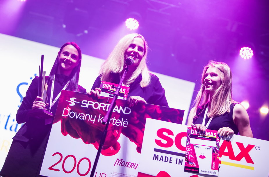 Moterų ralio 2020 nugalėtojos