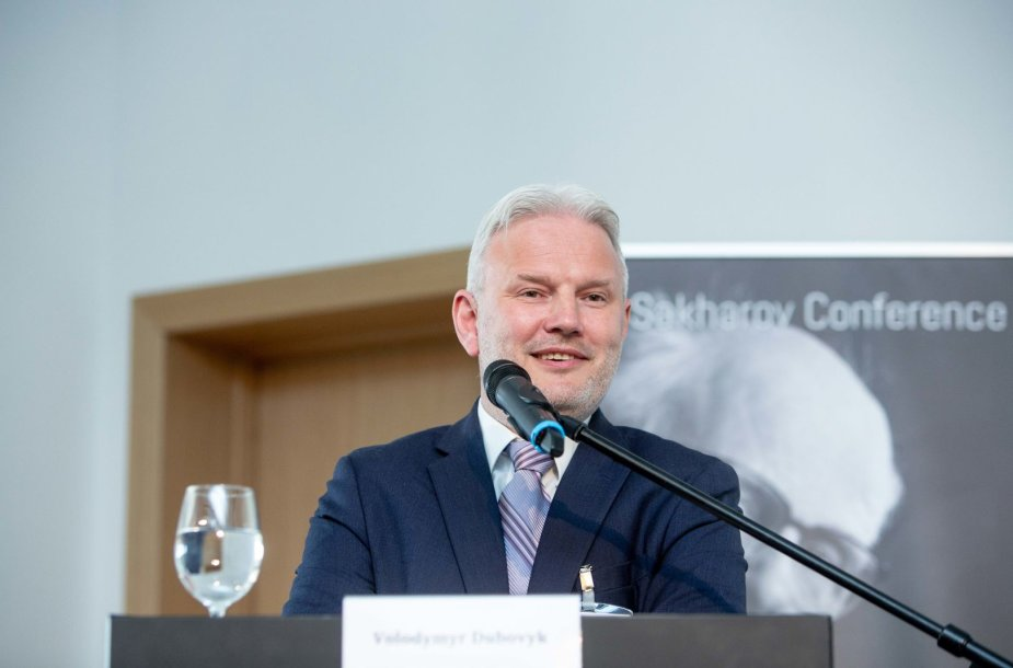 Volodymyras Dubovykas