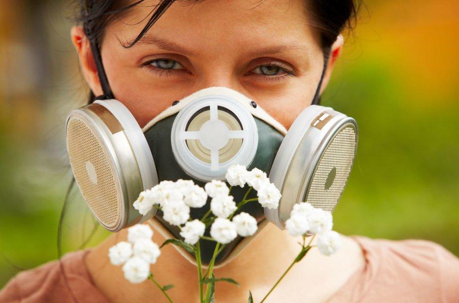 Sezoninė alergija