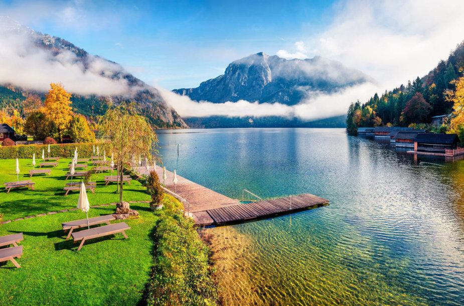 Ruduo Austrijoje