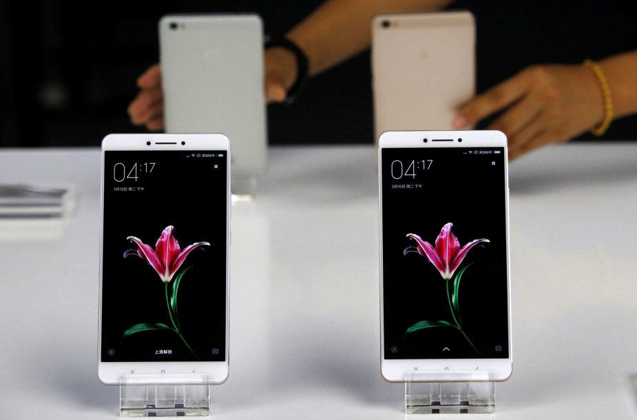 """""""Xiaomi"""" telefonai"""