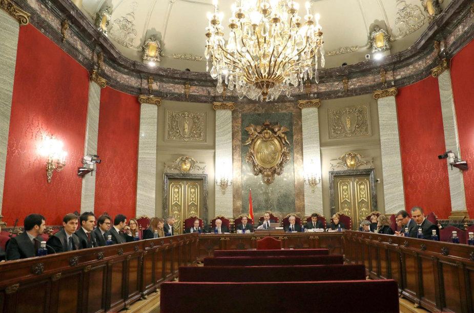 Ispanijos Aukščiausiasis Teismas