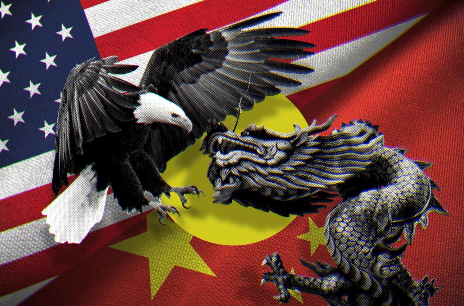 JAV prieš Kiniją