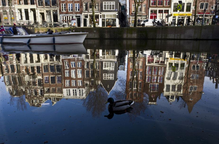 Kanalas Amsterdame