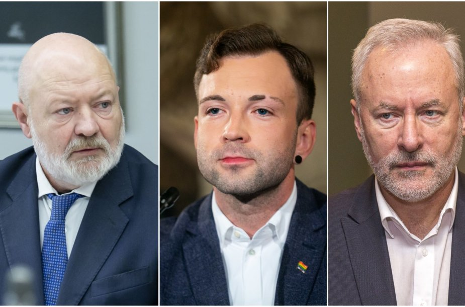 Eugenijus Gentvilas, Tomas Vytautas Raskevičius, Jurgis Razma