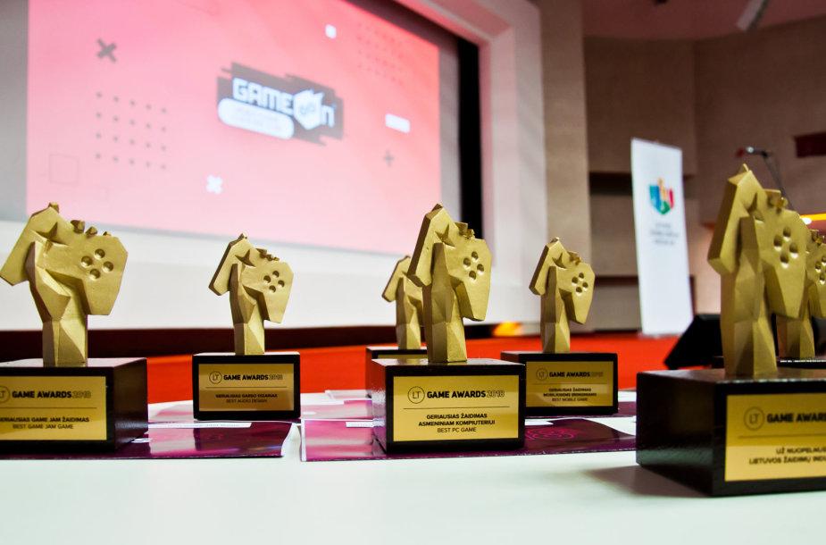 """LT Game Awards"" apdovanojimai"