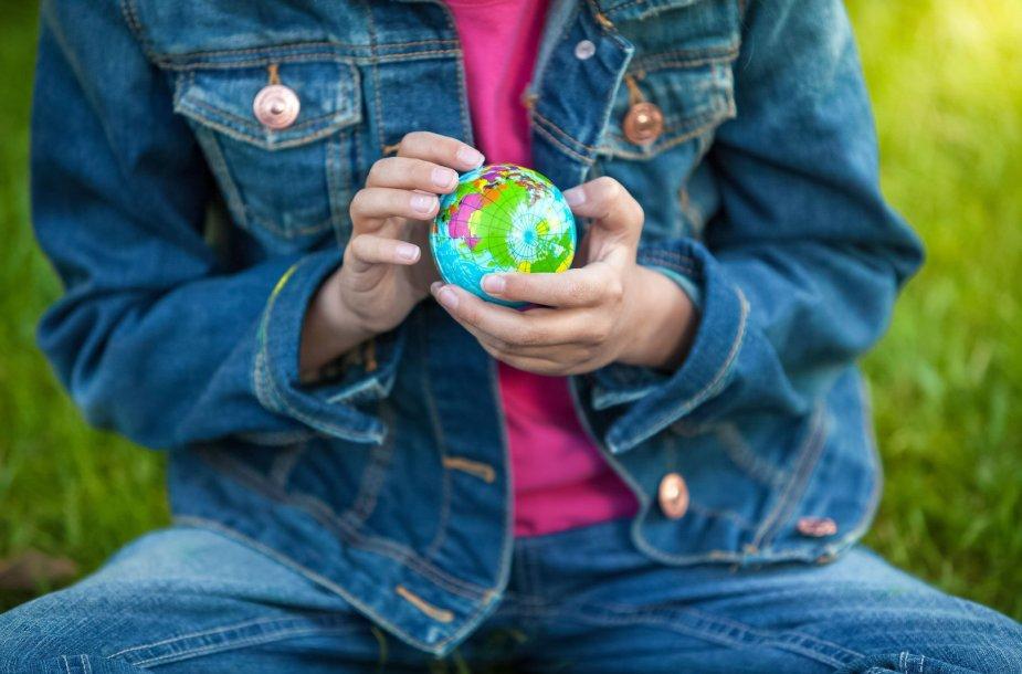 Pasaulis tavo rankose