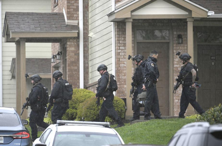 Policija ieško Traviso Reinkingo