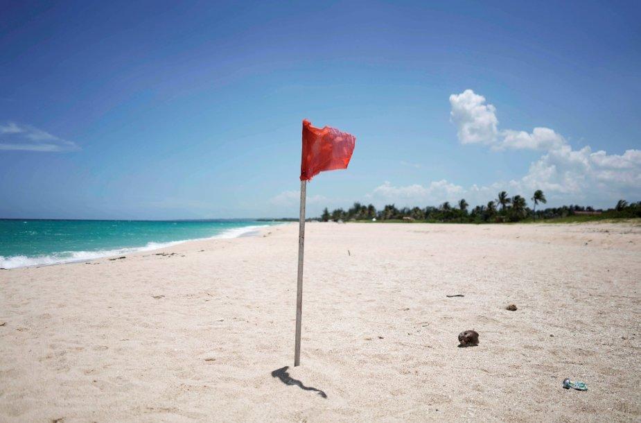 Krizė turizmo versle