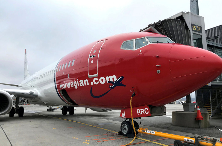 """Norwegian Air"""