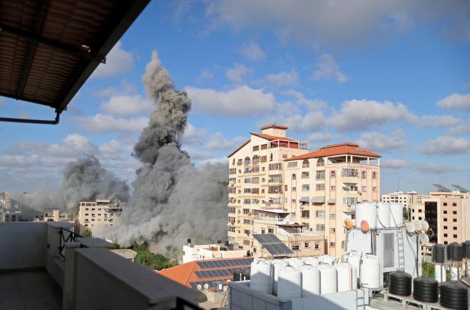 Gazos miestas