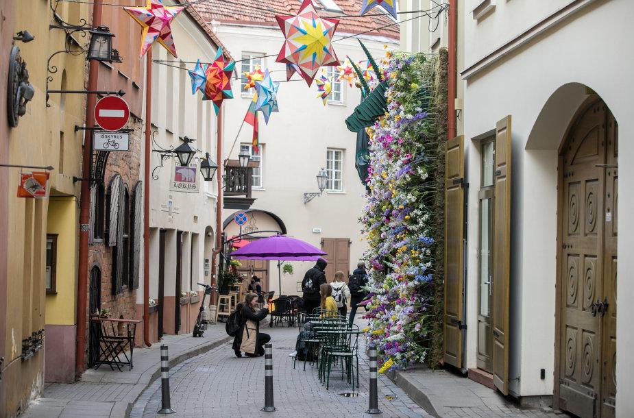 Stiklių gatvė