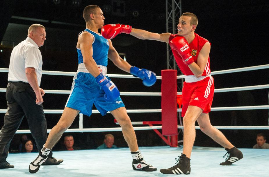 2017 m. A.Šociko bokso turnyras Kaune