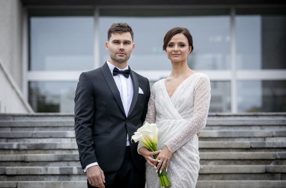 Arnas Petronis ir Kamelija Krivickaitė