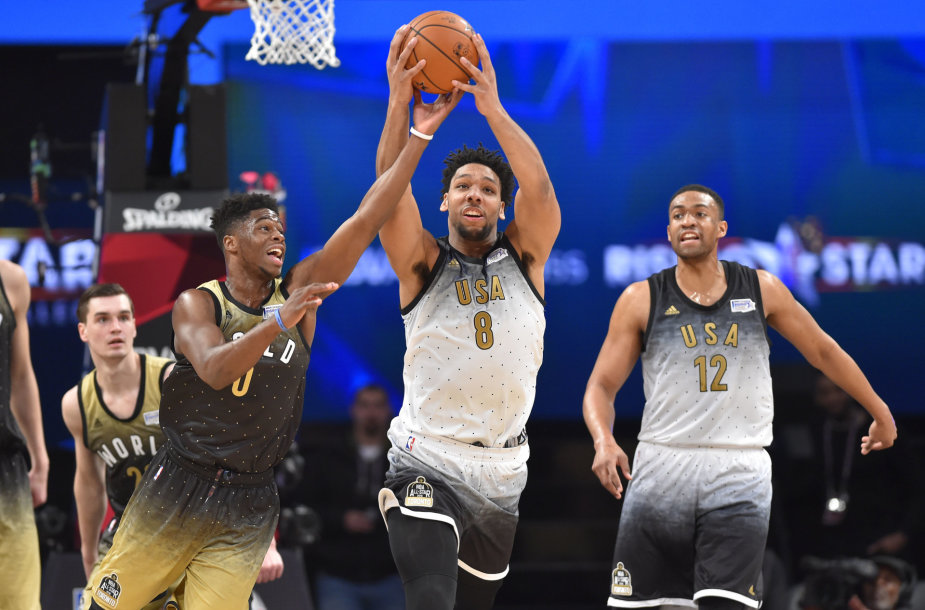 """NBA """"Kylačių žvaigždžių"""" rungtynės"""