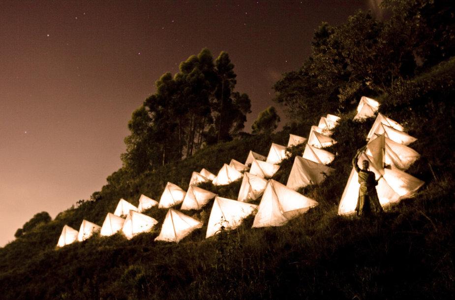 Fotomenininko iš Kolumbijos Santiago Escobar Jaramill fotografija
