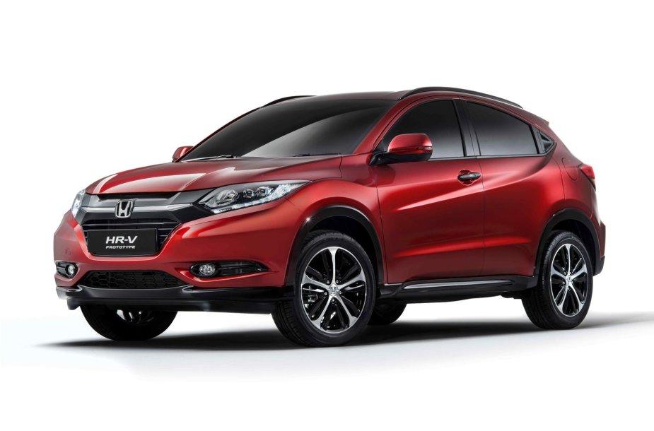 """Naujasis """"Honda HR-V"""""""