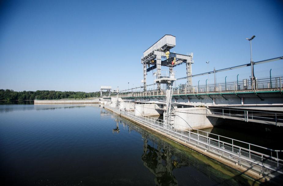 Kauno Algirdo Brazausko hidroelektrinė