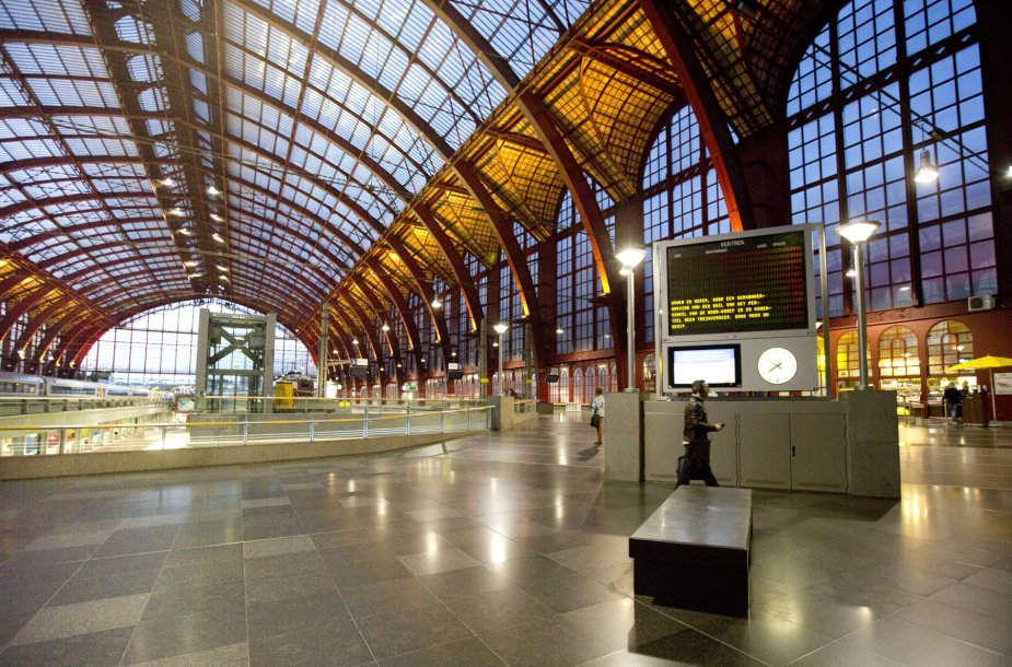 Belgijos geležinkelininkai ruošiasi streikui