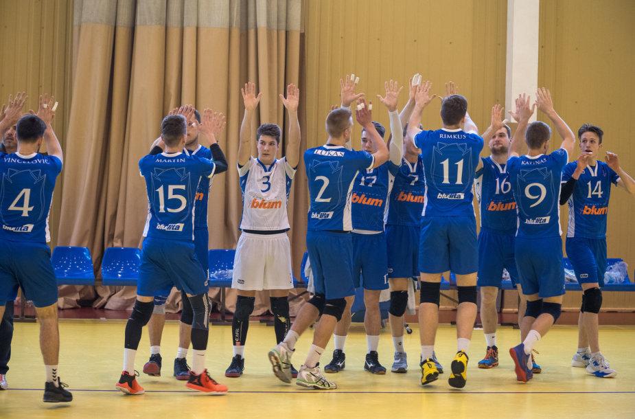 """Vilniaus kolegijos-Flamingo Volley"" – Raseinių ""Norvelita"""