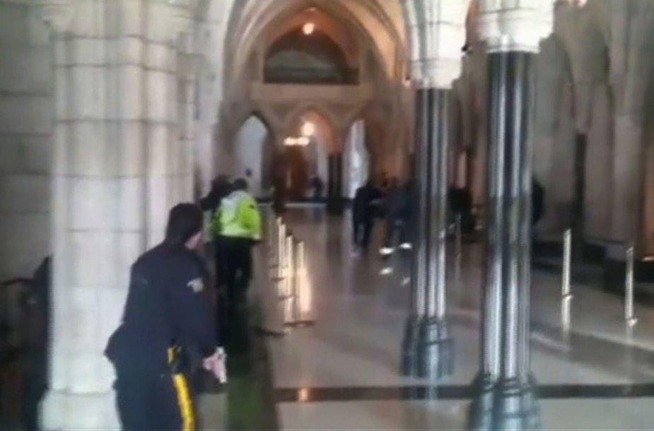 Išpuolis Kanados parlamente