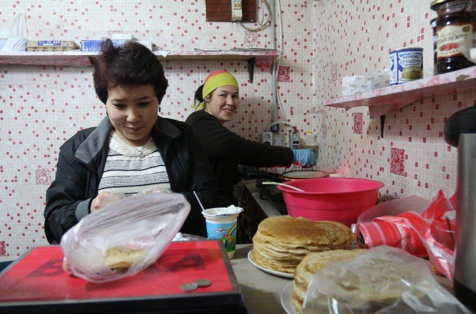 Almata ir jos apylinkės