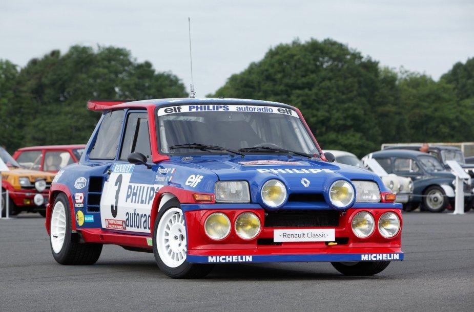 """Renault 5 Turbo"""