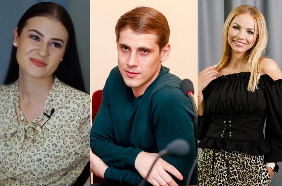 Greta, Nerijus Antanavičius, Goda Alijeva
