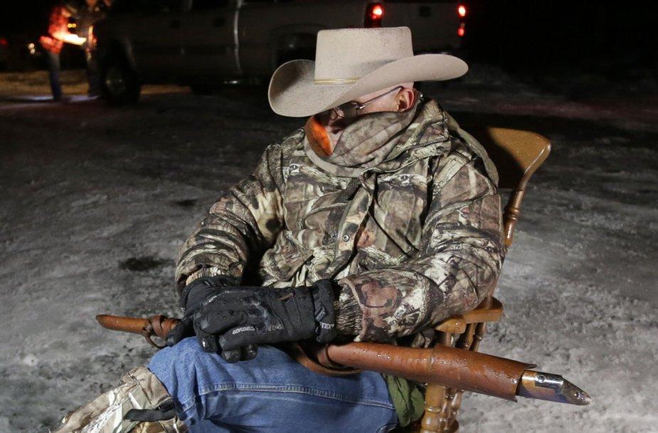 JAV daugėja ginkluotų aktyvistų, besipriešinančių federalinei valdžiai