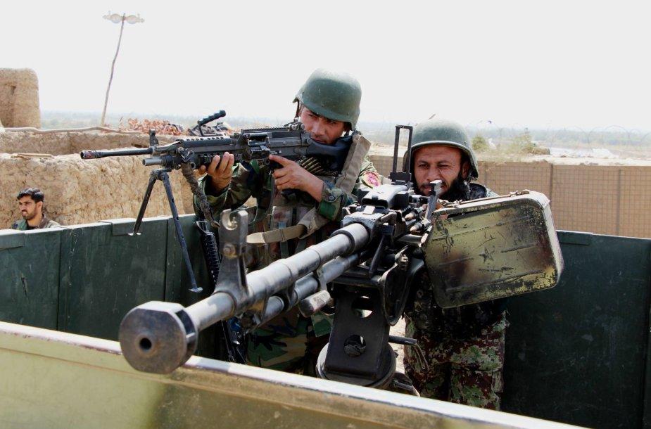 Afganistano kariai