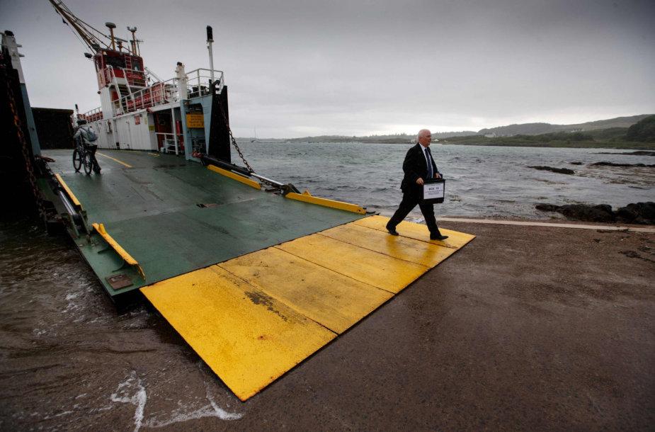 Škotijos Gijos sala