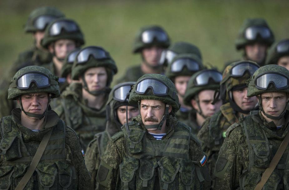 Rusijos kariai Serbijoje