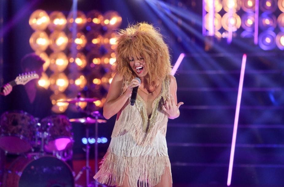 Violeta Tarasovienė – Tina Turner