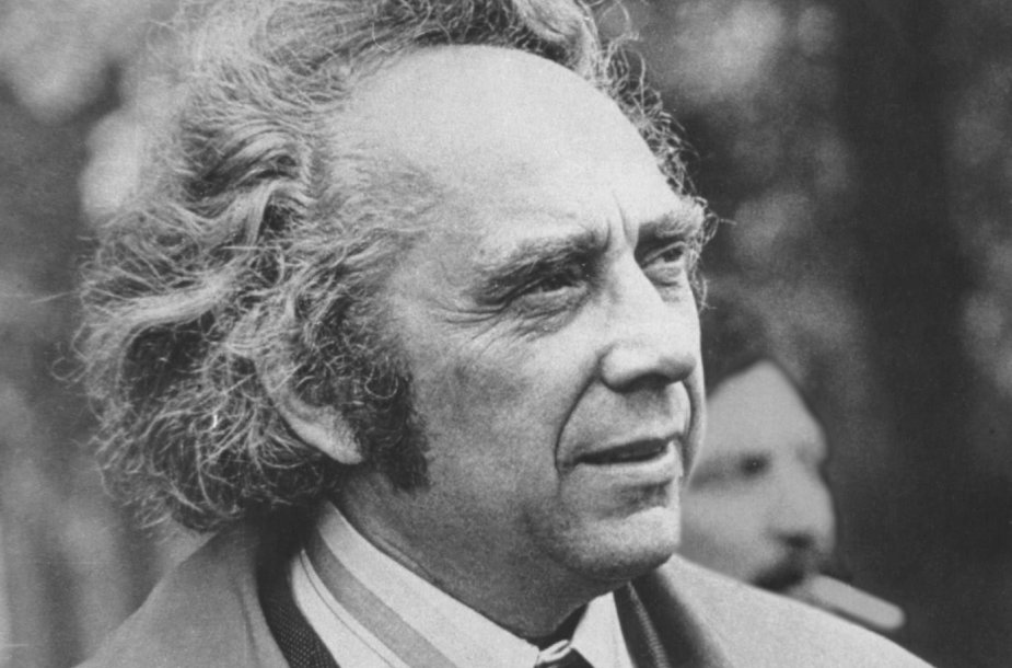 Poetas Vacys Reimeris