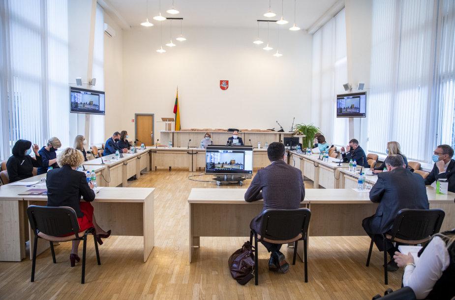 Nauja teisėjų taryba