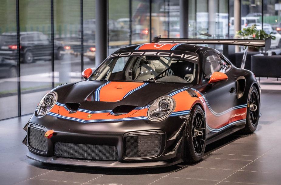 """""""Porsche 911 GT2 RS Clubsport"""""""