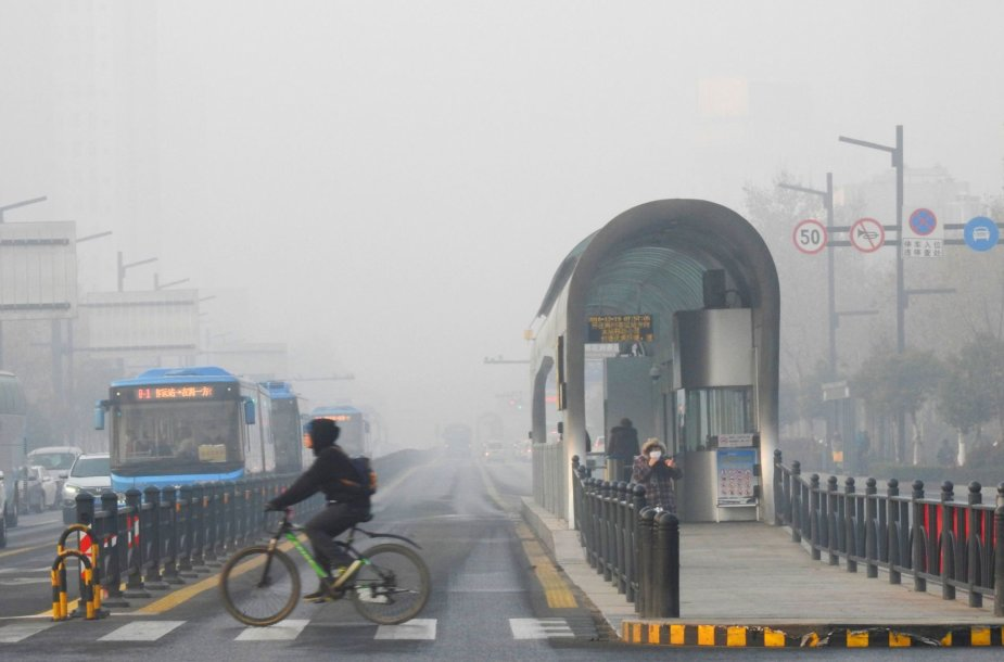 Smogas Kinijoje