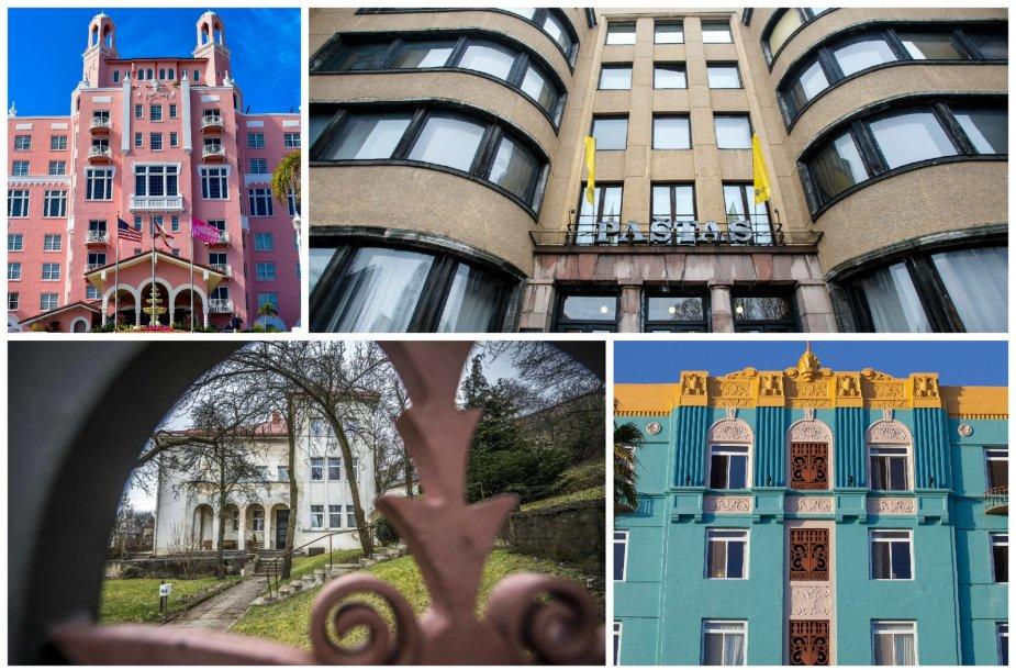 """Kaunas atsidūrė """"Lonely Planet"""" sudarytame sąraše miestų, kuriuose yra įspūdingiausia art deco architektūra pasaulyje."""