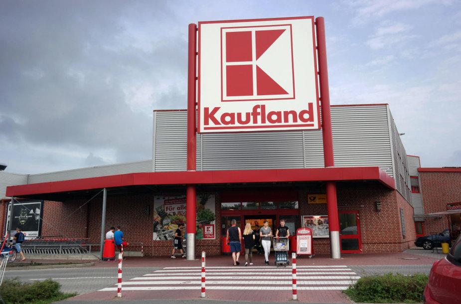 """Parduotuvė """"Kaufland"""""""