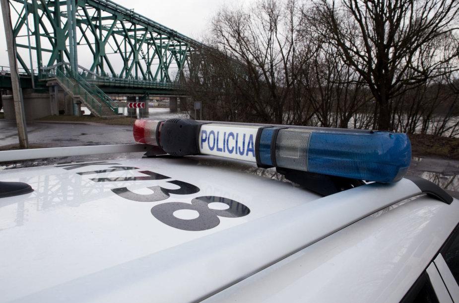 Policinė priemonė Kauno mieste