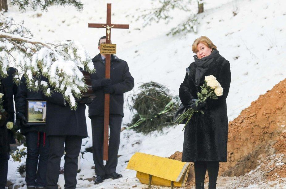 Gintauto Vyšniausko laidotuvės