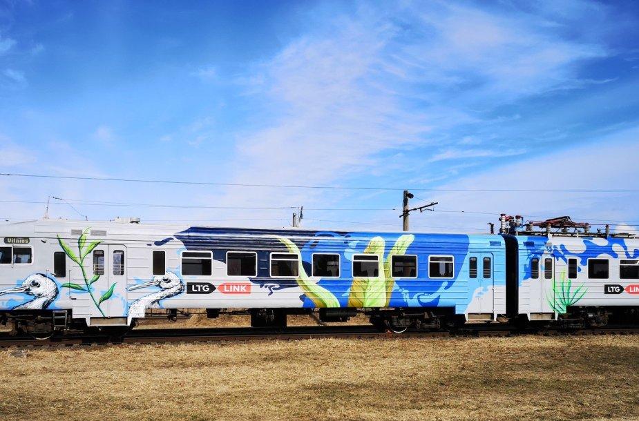Elektrinis traukinys