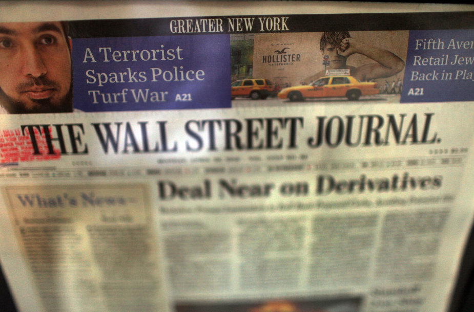 """The Wall Street Journal"""